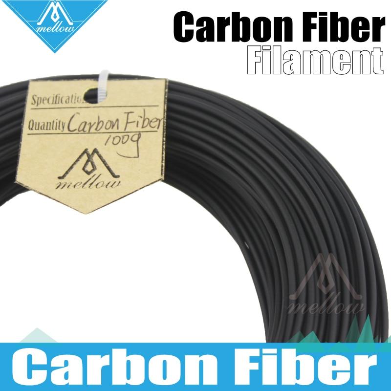 100g 3D Printer Material 1.75mm 30% Carbon Fiber PLA Filament RepRap/Makerbot /Ultimaker/Mendel/kossel/creatbot,etc Sales 3D PEN
