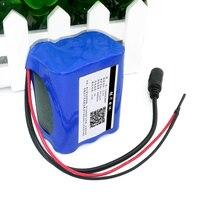 12 V 4400 mAh ליתיום נטען 12.6 V 4.4Ah ציוד נייד נתב לפני-סוללות