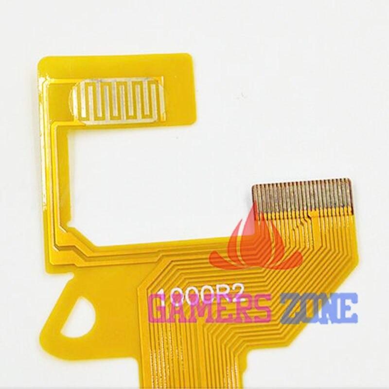 10 piezas derecho R disparador Cable Flex ABXY botones teclado para Sony PSP 1000 función teclado cobre