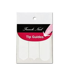 5 Packs French Manicure Smile Tip Guides Pedicure DIY Nail Art Stickers  Women Makeup Tools For Nail