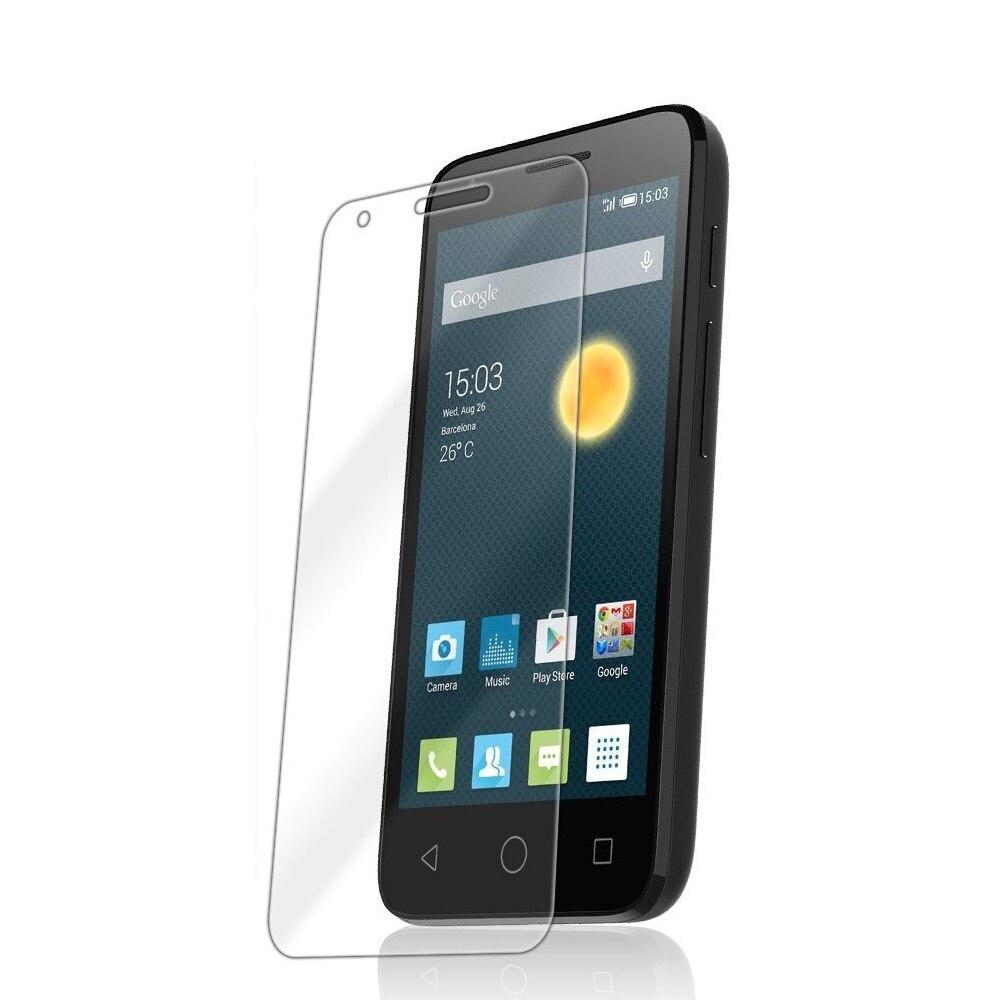 "Película protectora de pantalla de vidrio templado para Alcatel One Touch Pixi 3 4,5 ""pulgadas 5017D 5019D 4027X 4027D 4027N 4028E película protectora"