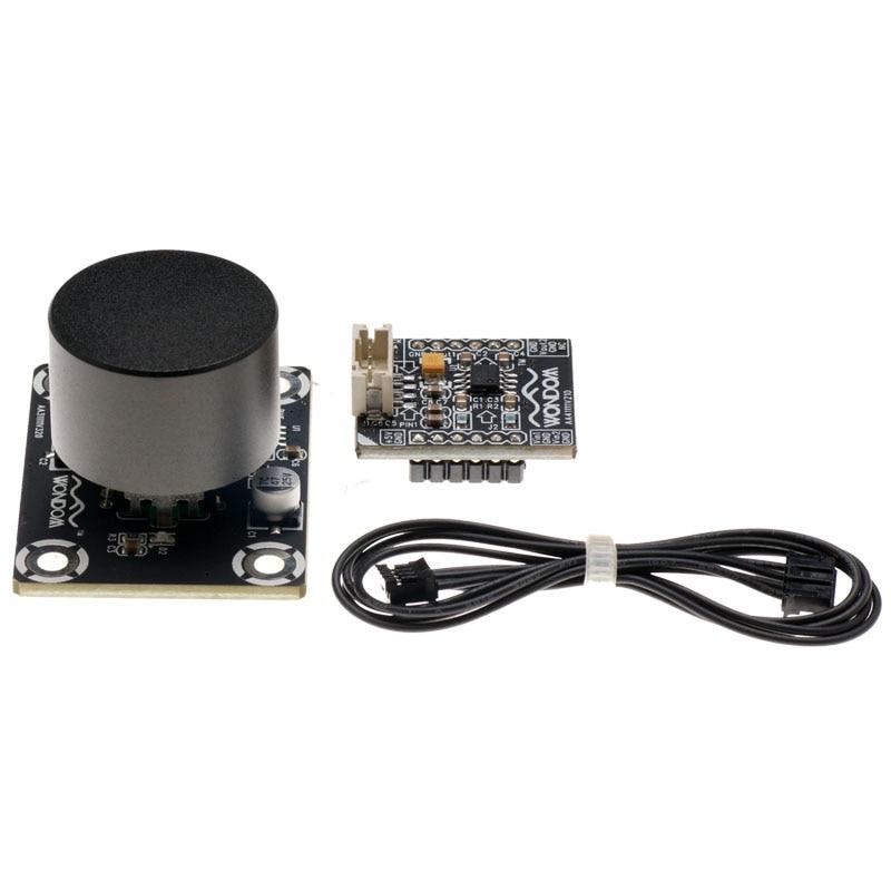 5V doble canal M62429 Panel de Control de volumen Digital tablero de ajuste potenciómetro único quemador de potencia amplificador frontal