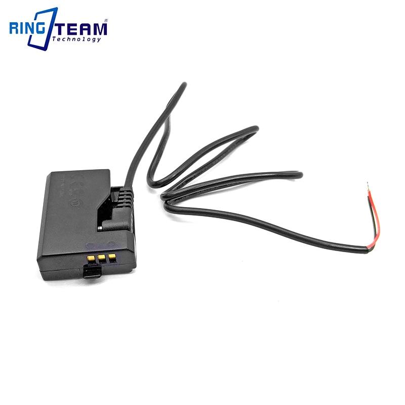 DR-E10 LP-E10 batería DC acoplador + ACK-E10 Cable para EOS de Canon 4000D 3000D 1500D 1300D 1200D 1100D beso X50 T3 T5 T6 cámaras
