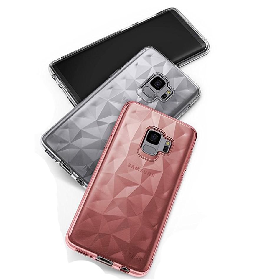 3D Diamond Pattern Case for Samsung Galaxy S20 Ultra 5G S10e S10 S9 S8 Plus Note 10 9 8 Slim Super Thin Soft Silicone Back Cover