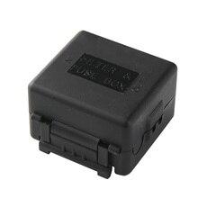 Yükseltilmiş versiyonu 433Mhz DC12V1 kanal röle kablosuz uzaktan kumanda anahtarı, düşük güç testi LED, gece, erişim kontrol anahtarı