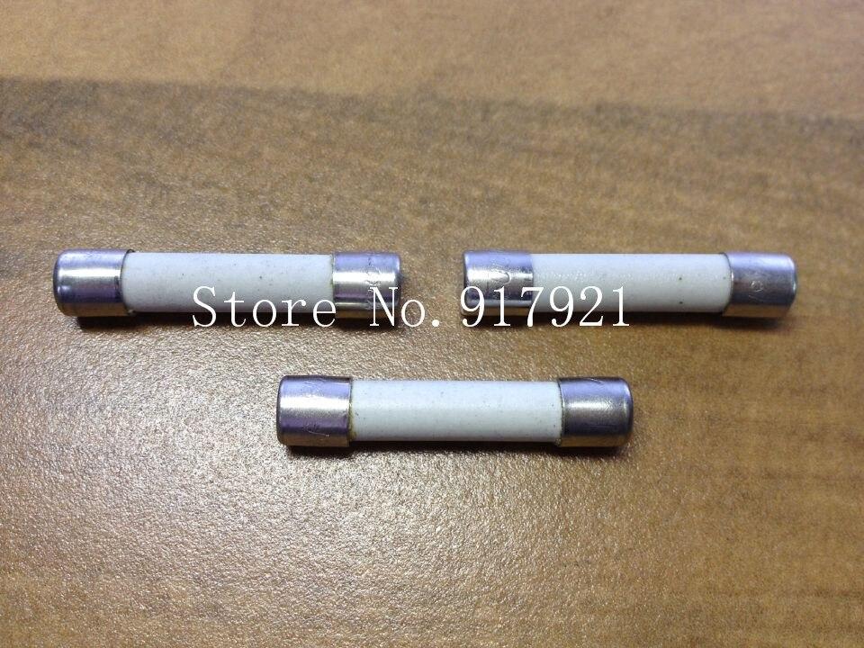 [ZOB] Estados Unidos Bussmann FWH-016A 6F BUSS 16A500V 6X30MM fusible de cerámica -- 10 unids/lote