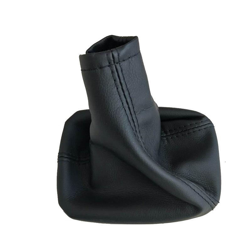 Car Shift Gear Knob Gaitor Leather Boot For OPEL CORSA C (01-06) TIGRA B (04-12) COMBO C (01-11)