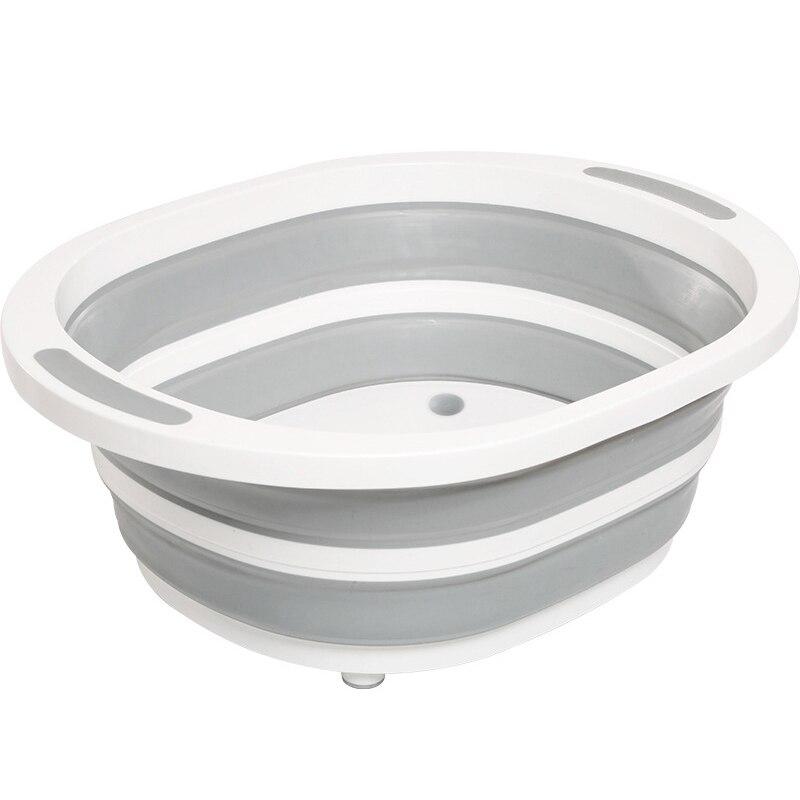 Tabla de cortar plegable, cesta de drenaje para frutas, verduras, lavado, fregadero, almacenamiento, Baske MDJ998
