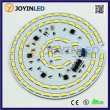 5PCS LED birne lampe AC Modul Chips Dimmbare hohe bucht licht 30W AC110V integrierte Treiber 5730 led PCB