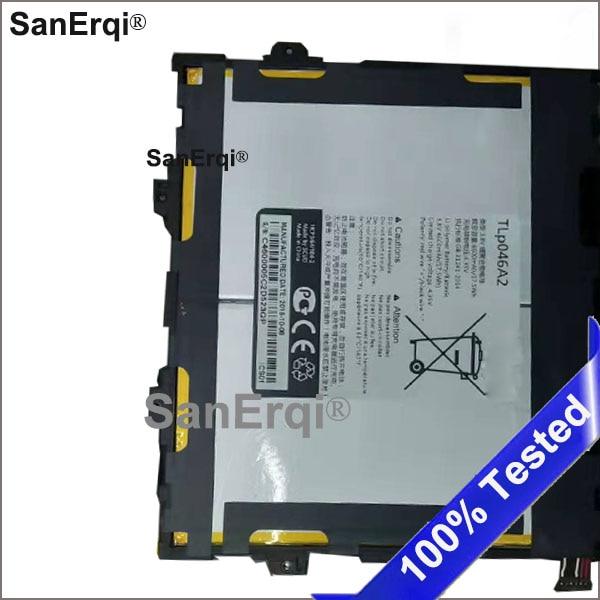 TLP046A2 batería de 4600mah para Alcatel One Touch POP 10 de la batería