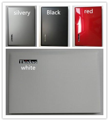 جديد لينوفو G50 G50-30 G50-45 G50-70 G50-80 Z50 G51 Lcd الخلفية غطاء الغطاء الخلفي الأبيض 90205318 أحمر أسود فضي الملمس