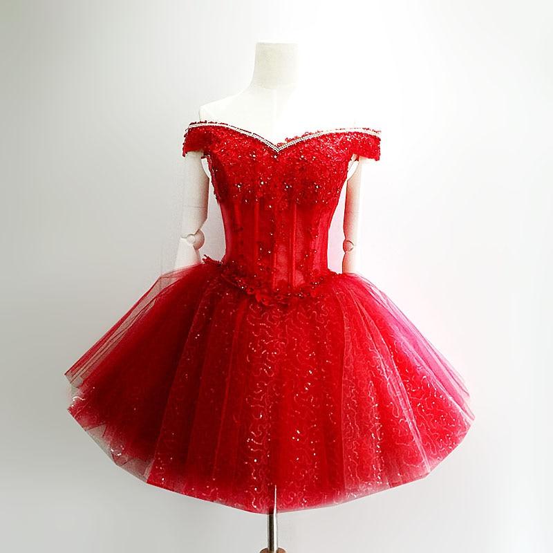 short robe de cocktail dresses 2017 robe de soiree custom make size 0  free shipping