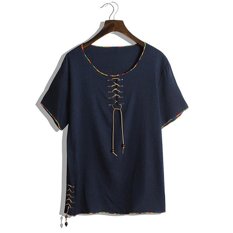 Divertido t camisas camiseta t camisa grande Cuello estilo chino xxxxl de talla grande de los hombres pantalón corto casual de manga larga t-shirt 7XL 8XL 10XL 165cm