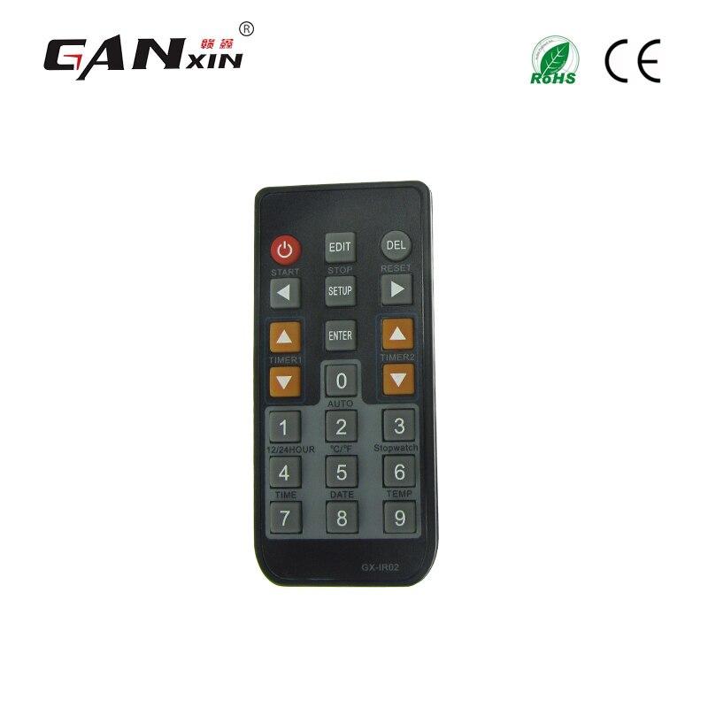Ganxin temporizador gx ir02 control remoto GX-IR02