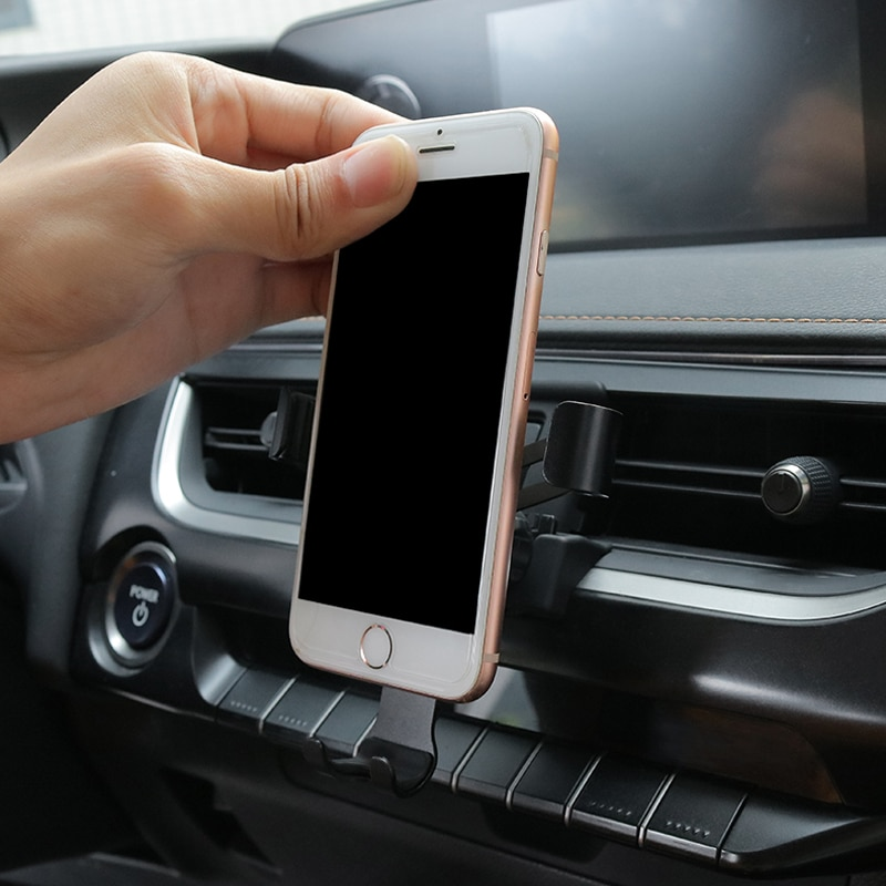 Support de ventilation de la voiture   Adapté aux Lexus UX 2018 2019 accessoires de style de voiture, support de portable pour téléphone