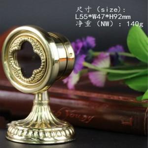 Reliquary copper holy box monstrance Catholic holy exquisite elegant small jesus gift Christian communion wafer Catholicism