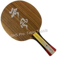 Palio oficial calm 02 calm-2 Tenis de Mesa hoja 5 madera 2 carbono ataque rápido con bucle juego de ping pong