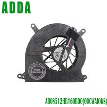 Ventilateur dorigine pour ADDA AB08512HB160B00, dc 12v 0,40 a Tsinghua tongfang V39, ventilateur tout-en-un, 00 cwaiks