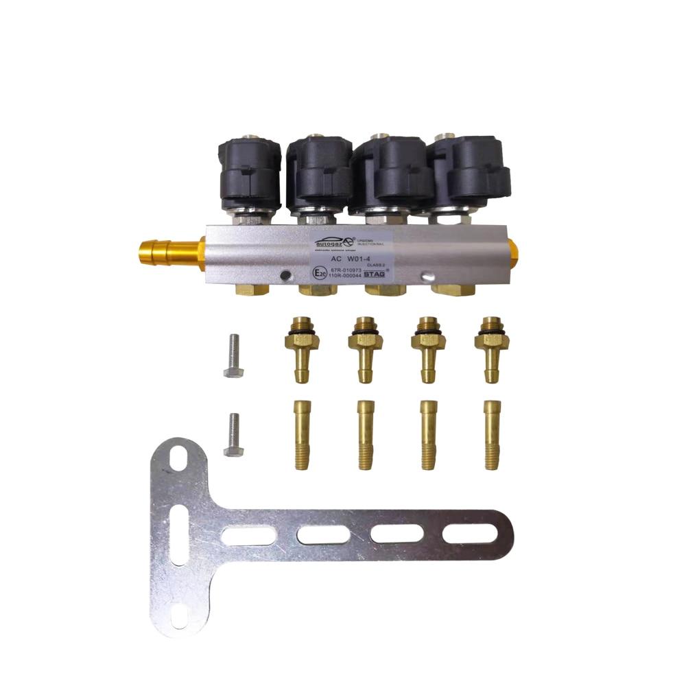 مجموعة حاقن التيار المتردد, 2 أوم 4 أسطوانات LPG CNG