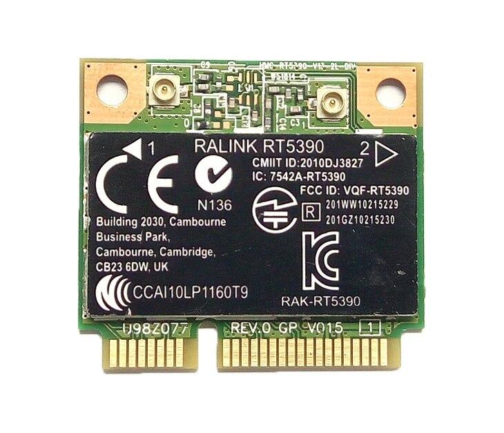 SSEA NOVO Ralink RT5390 Metade Mini PCI-E PLACA Wireless para HP CQ45 CQ58 4340 s 4445 s 245 250 255 SPS: 691415-001