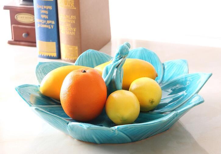 Plato para dulces frutas, plato de cerámica creativo para bailarines, plato para postre, plato para ensaladas, adorno de artesanía para decoración del hogar, figurita de porcelana para boda