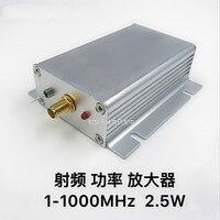 RF Broadband Power Amplifier (1--1000MHz 2.5W)