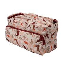6 Styles de stockage de fil sac à tricoter femmes maman voyage fil stockage organiser sac fourre-tout pour Crochet Crochet et aiguilles à tricoter étui de fil
