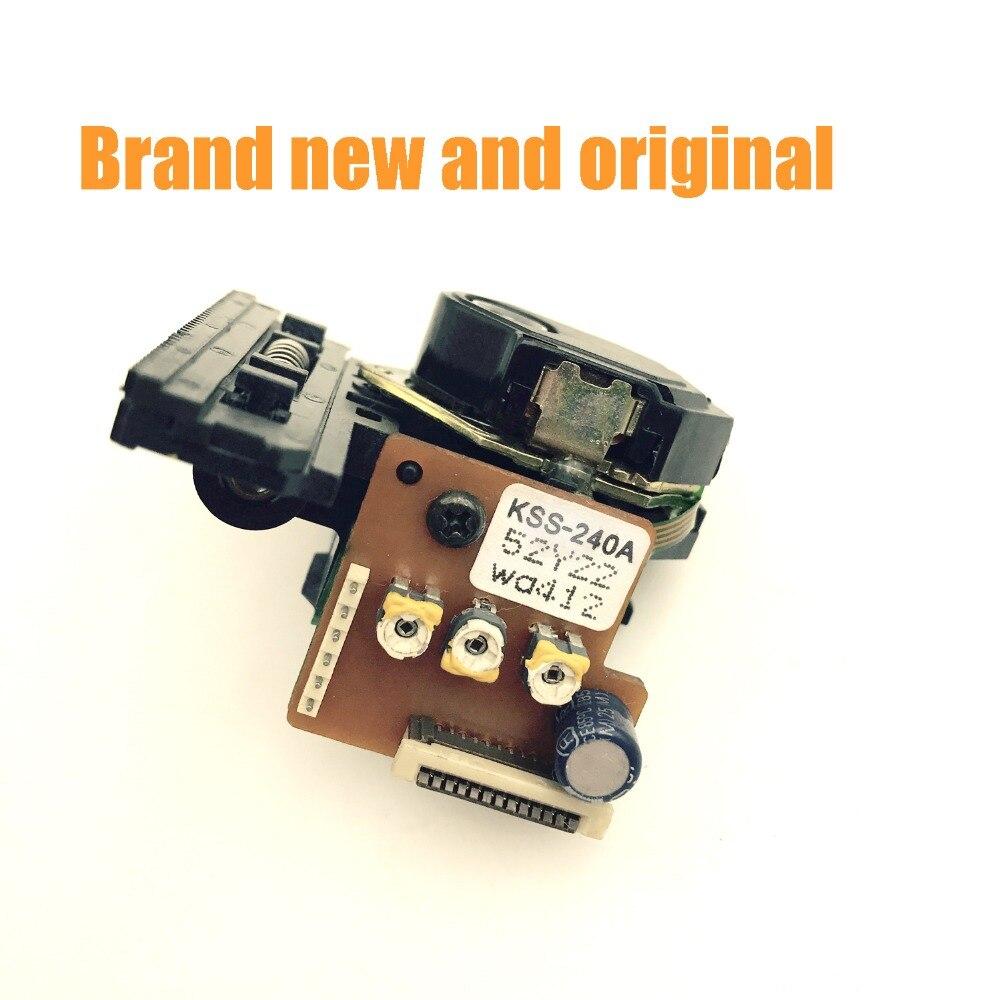 Original y nuevo KSS-240A KSS240A lente láser para CDP791 CDP797 CDP911 CDP915 reproductor de CD