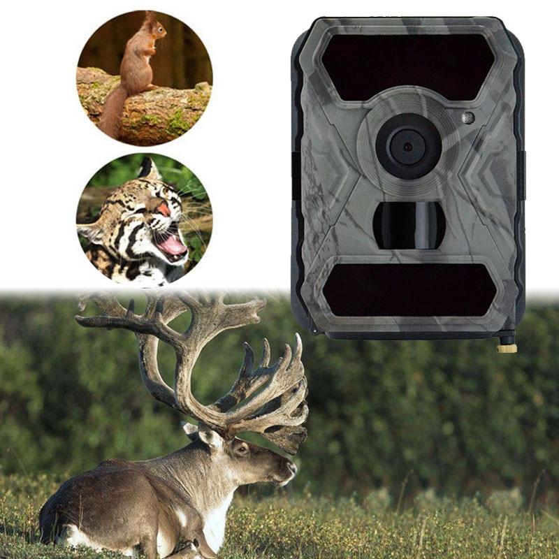 12MP vida silvestre caza Cámara infrarrojos 56 Uds 940nm Led negro Invisible Animal trampa 0 4S gatillo 1080P Cámara sendero S880