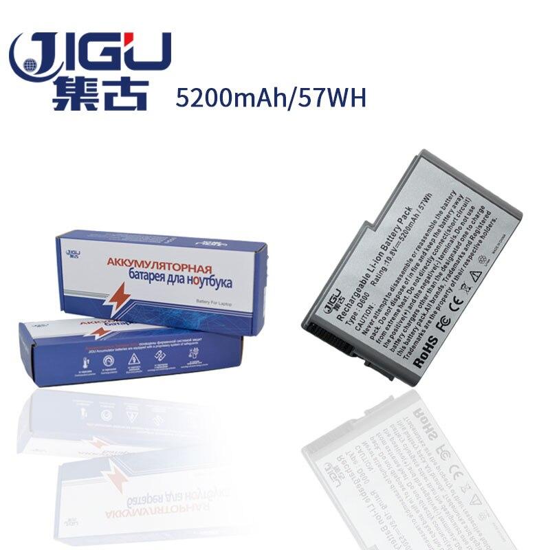 JIGU Аккумулятор для ноутбука Dell Latitude D500 D530 D600 D505 D520 D610 D510 Precision M20 для Inspiron 500m 505M 600m 510m