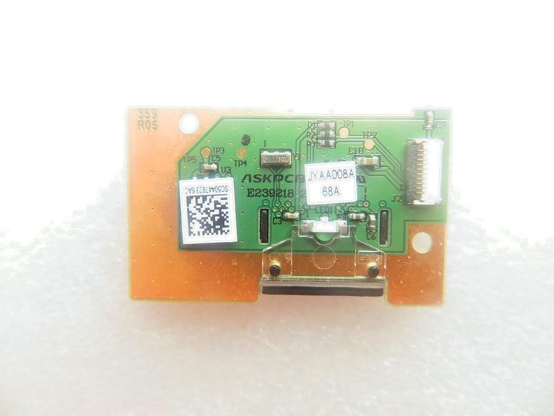 new original for lenovo ThinkPad T550 W540 W550s T540p Fingerprint Sensor Reader SC50A47823