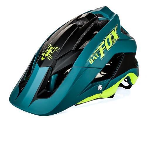 Casco de bicicleta ultraligero de alta calidad, 7 colores, BAT FOX DH...