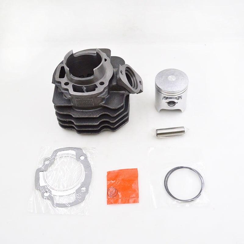 Motorcycle Cylinder Piston Ring Gasket Kit For Honda LEAD 90 NH90 NH 90 NH90