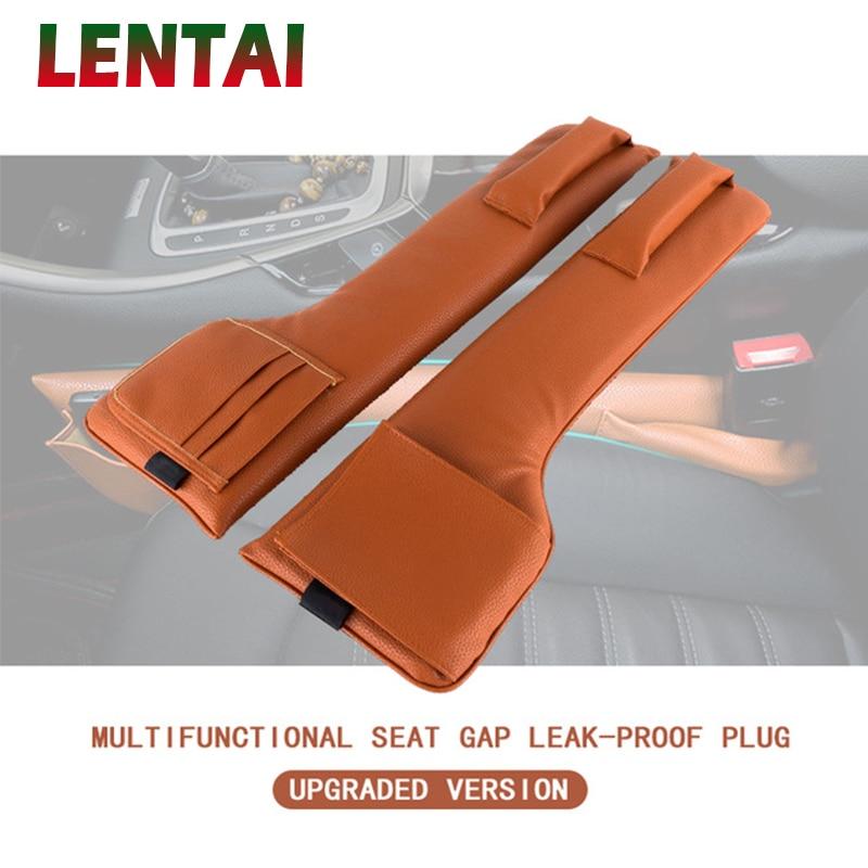 Soporte de teléfono de alta calidad para coche LENTAI, relleno de almohadilla de asiento para Citroen C4 C5 Kia Cerato Sorento Ceed Opel Astra H J G