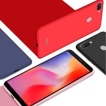 Luxury Silicon Slim Soft TPU Case For Xiaomi Redmi 7 7A For Xiaomi Redmi 6 A 6A 7a 6 pro Full Cover Xiomi Redmi K20 pro shell