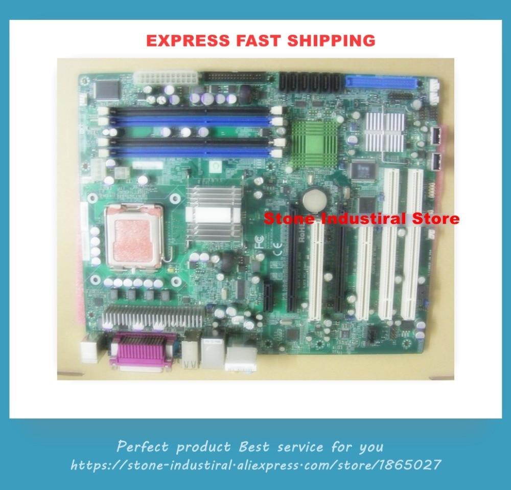 Original C2SBX, 775 Pines, estación de trabajo de imagen, máquina de placa base, tablero DDR3