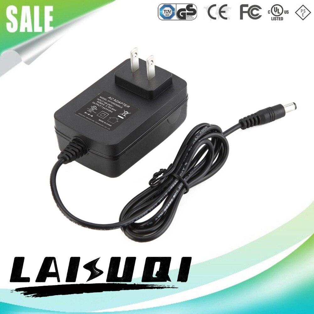 100 Uds la orden del OEM 5V 6V 7,5 V 9V 12V 500mA 1A 2A 2.5A 3A 4A pin DC Micro USB AC/DC cargador de suministro de adaptador UL CE certificado