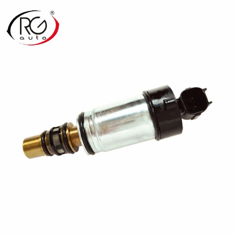 Venta caliente compresor de CA automático Válvula de Control PXE14 Válvula de Control de compresor válvula de solenoide para NIssan VW