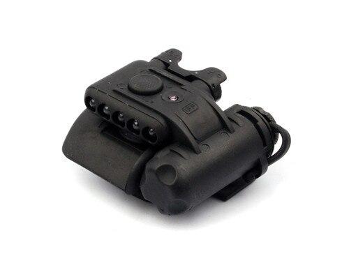 Accesorios Airsoft elemento casco luz Ver.2 para casco militar ejército hombres ciclismo Outdor deportes caza patín