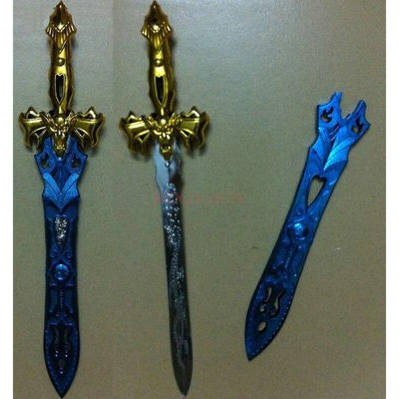 Античный Дракон мягкий пластиковый игрушечный меч мечи драматическая сцена Реквизит Категория оружия Мальчики от 2 до 4 лет 2021