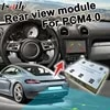 אחורית מתאם ממשק עבור פורשה PCM4.0 מערכת RCA אות קלט מראה קישור תמיכה