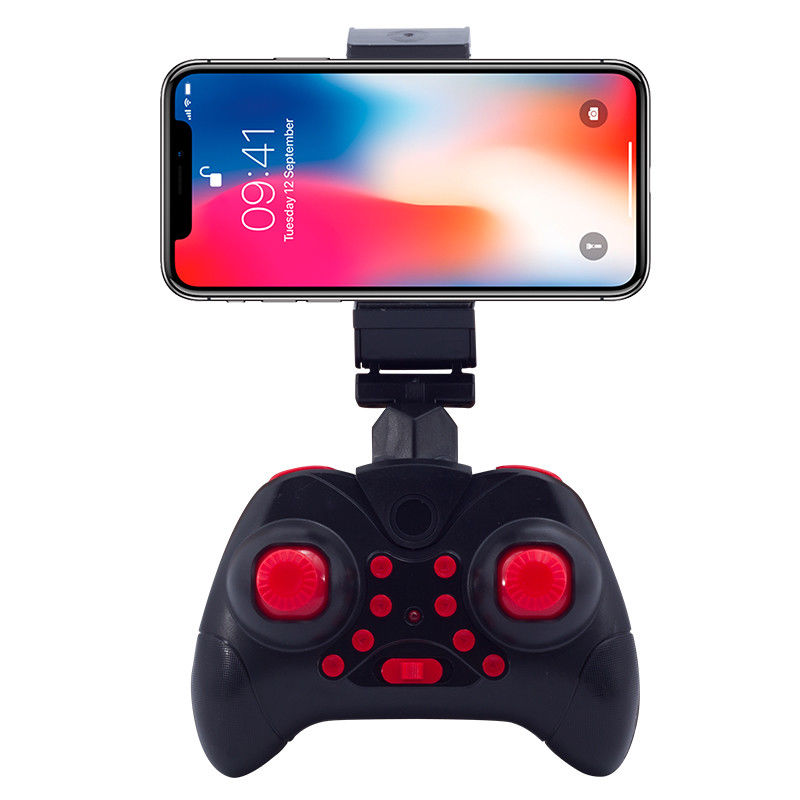 JDRC JD-16 JD16 WiFi FPV Foldable Drone With 2MP Wide-Angle HD Camera Gesture Photo Recording Quadcopter RTF Air Plane Aircraft enlarge