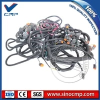 excavator outer wiring harness 20y 06 31611 for komatsu pc270 7