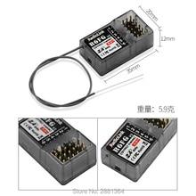 100% Originele Radiolink R6FG 2.4Ghz 6CH Ontvanger Hoogspanning Rc Gyro Versie Voor Radiolinks RC6GS Rc Controller Zender