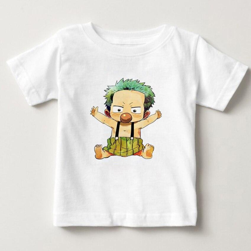 Camiseta de verano 2020 para niños, camisetas a la moda Beelzebub, camiseta de Anime, camisetas casuales para bebés, camisetas 100% algodón para niños