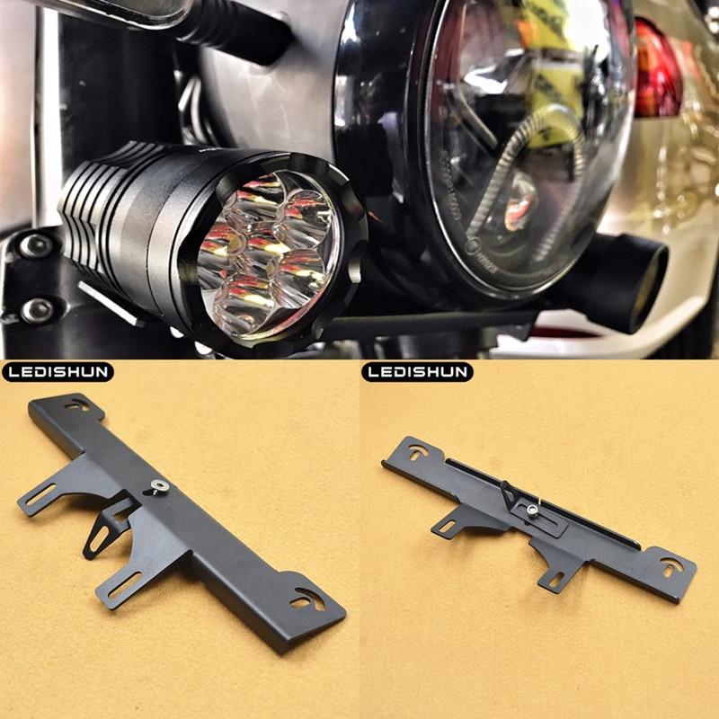 Luz antiniebla para motocicleta, soporte de luz para Benelli Leoncino 500 BJ500 BJ600 BN600 TNT600