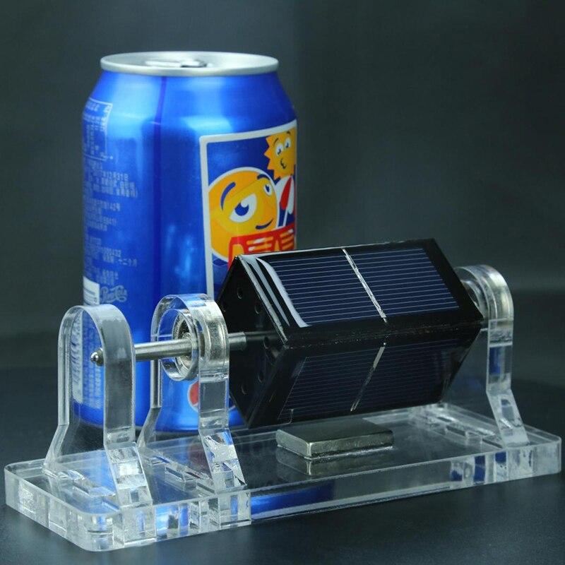 المغناطيسي تعليق موتور الشمسية محرك كهربائي عديم المسفرات المحرك العلوم منتجات الديكور ، الهدايا للأصدقاء ، نموذج للتدريس