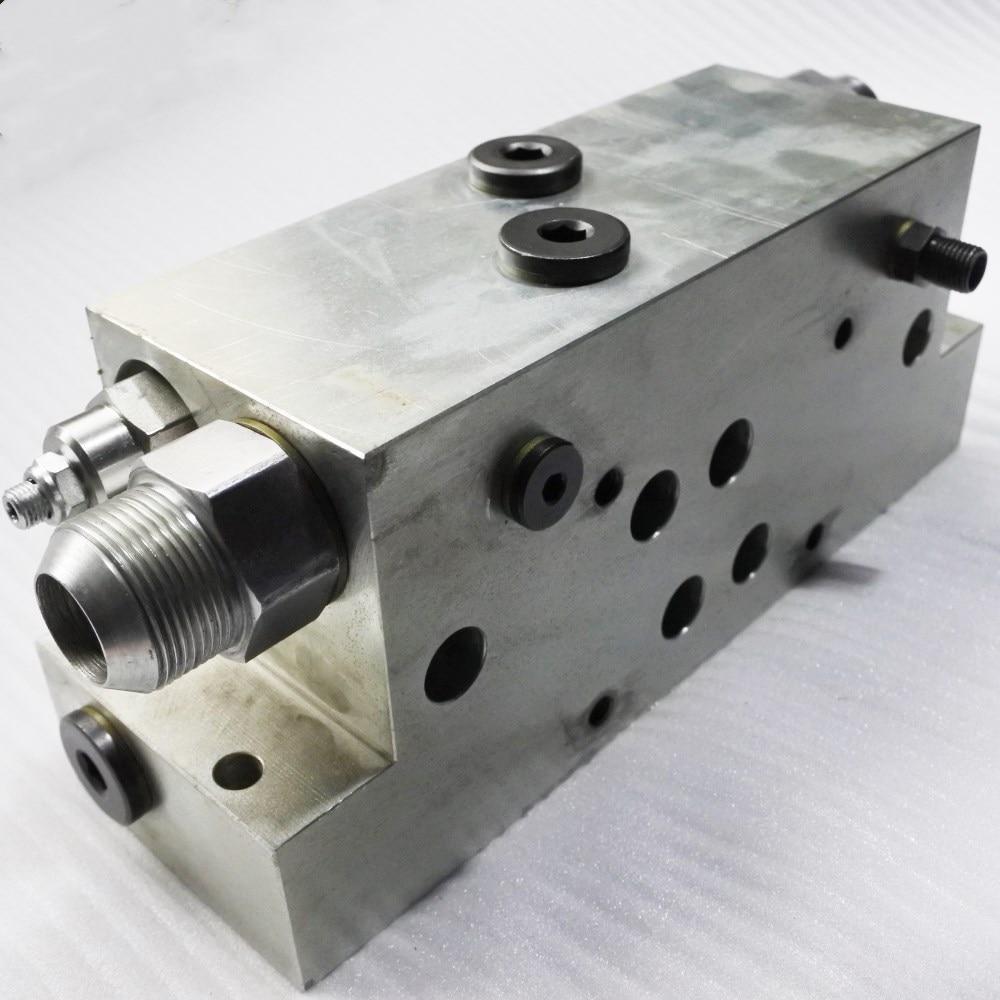 Water jet hydraulic shift valve manifold 013403-1