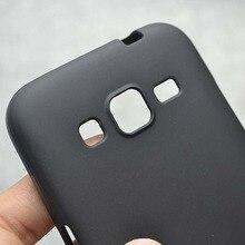 Black Gel TPU Soft Silicone Case Back Cover For Samsung Galaxy galaxie Core Prime LTE SM G360 G361F G360H G360F