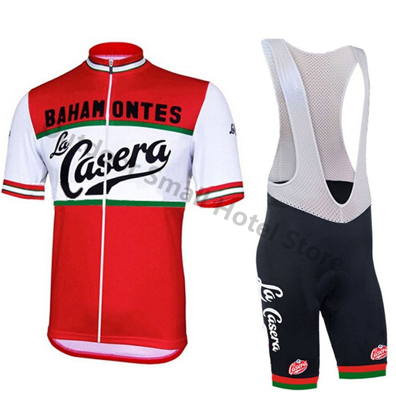 Conjunto de camiseta de Ciclismo para hombre, equipo profesional de verano, Ropa de bicicleta 9D, almohadilla de Gel para bicicleta, uniforme de Ciclismo MTB, bicicleta 2019 ropa de ciclismo
